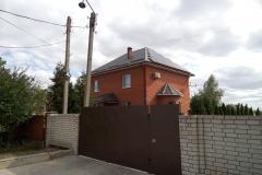 Проектирование, монтаж и подключение сетевой солнечной станции для дома 15 кВт в г. Харьков