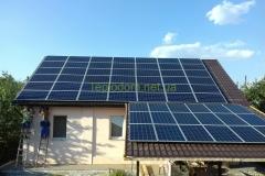 """Солнечная станция 15 кВт в Полтаве под """"зеленый"""" тариф"""