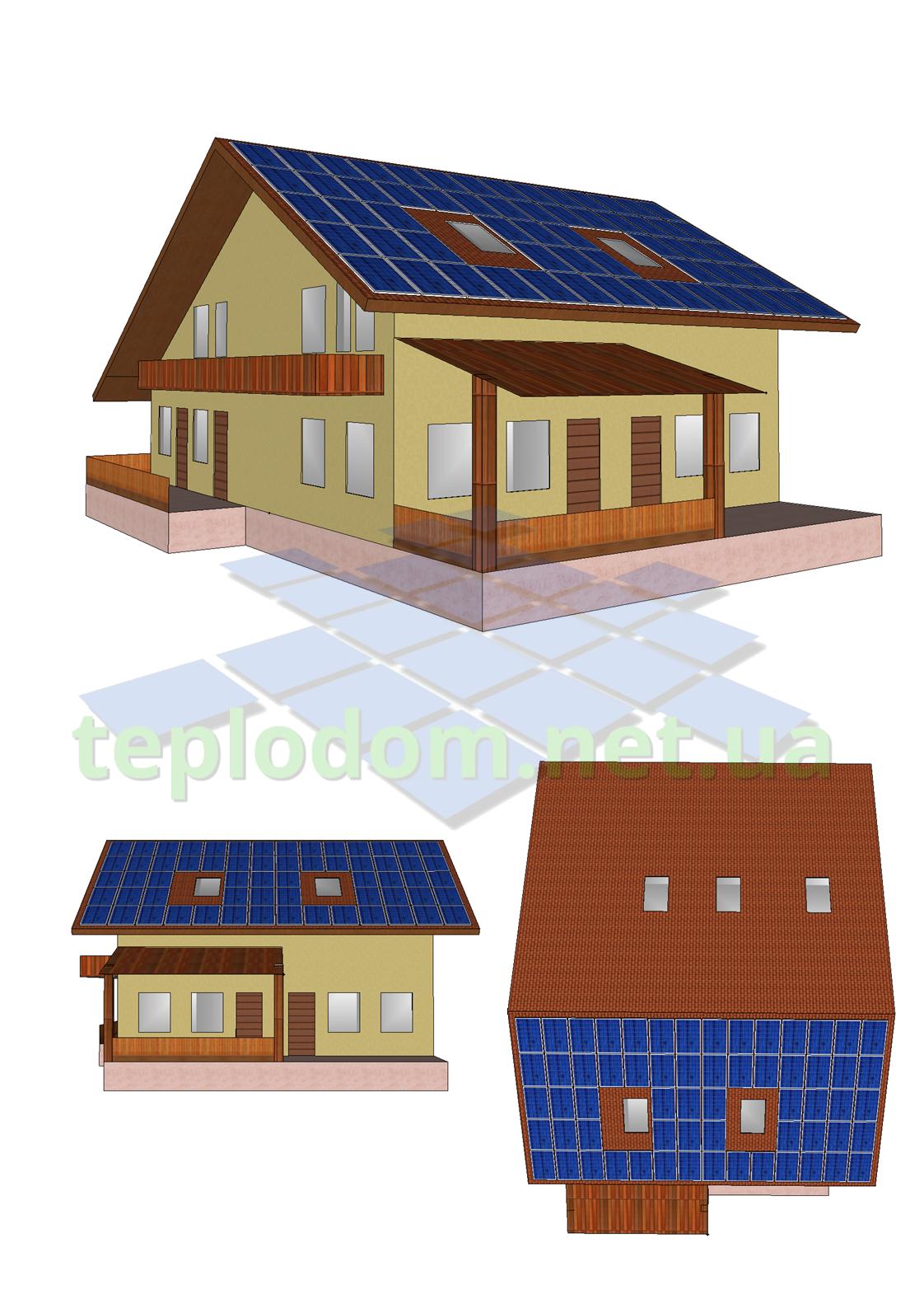 проект солнечной электростанции 6