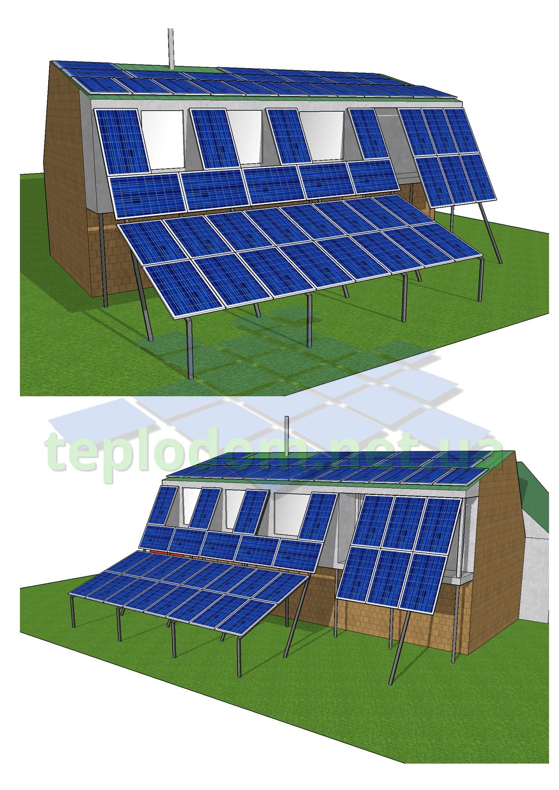проект солнечной электростанции 8