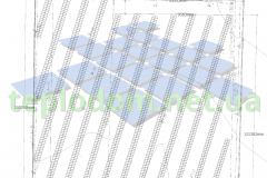 предпроект промышленной солнечной электростанции 0,8 МВт
