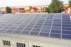 Солнечная станция 30 кВт на компенсацию собственного потребления в Марьяновка (Полтавская обл.)