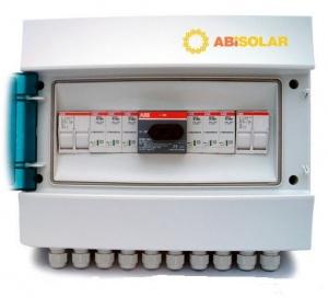 Солнечная станция 15 кВт защита инвертора ABi-Solar Shield