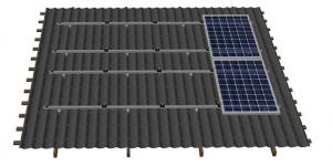 Крепления солнечных панелей