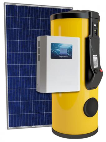 Фотоэлектрическое горячее водоснабжение SOLAR KERBEROS