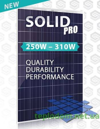 Прозрачные солнечные панели Solitek Solid Pro для окон, остекления, крыши