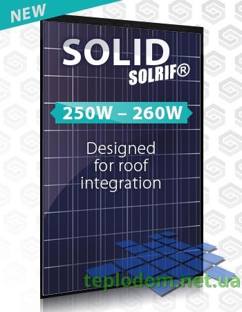 купить солнечные панели solitek