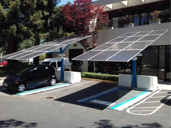 Как бесплатно заряжать электромобиль