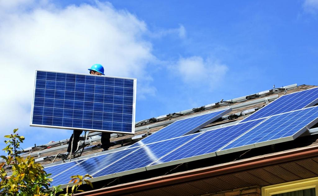 Солнечная станция или недвижимость, во что вложить деньги?