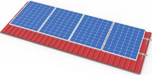 Крепления WALRAVEN для солнечных батарей