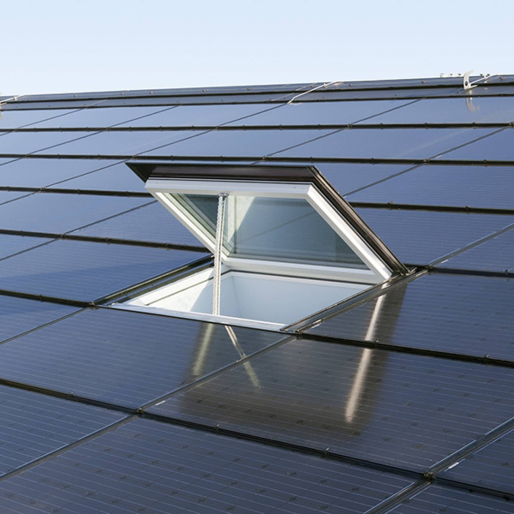 система крепления Solrif для стекло/стекло интегрированных солнечных панелей BIPV как солнечная черепица