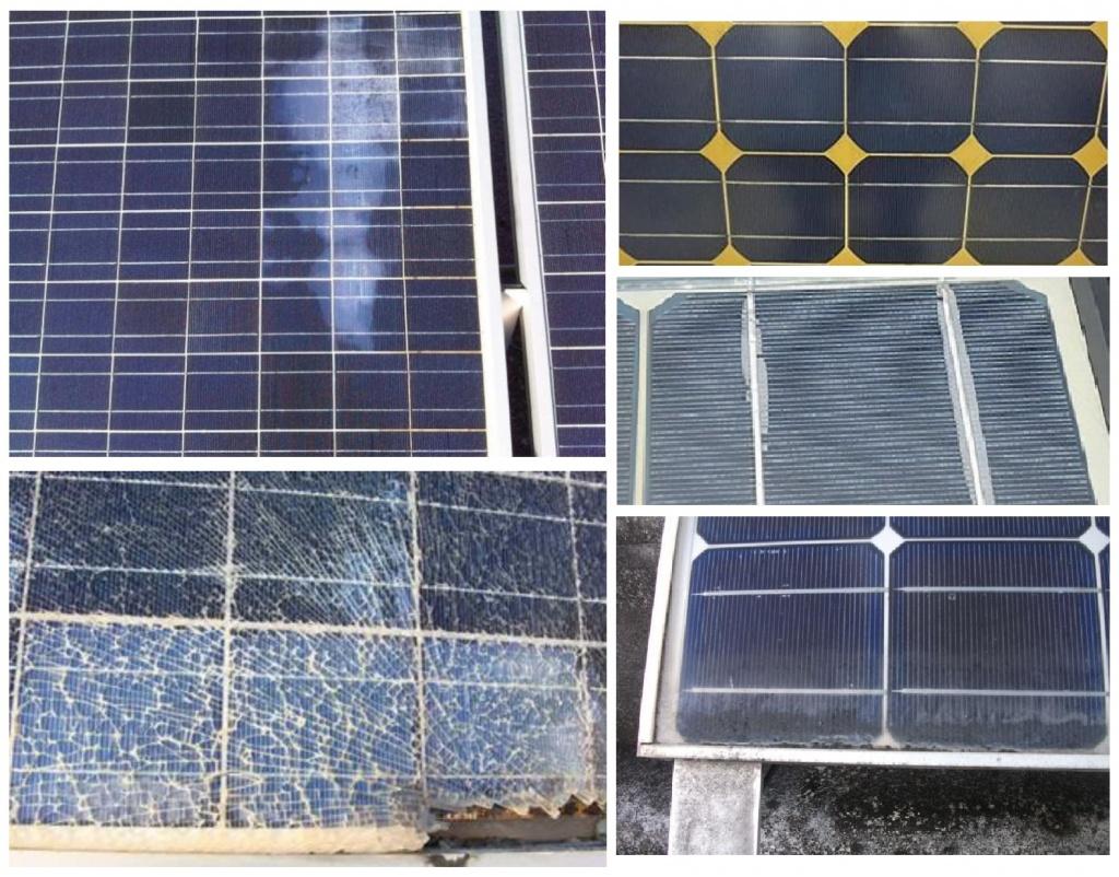 Деградация, износ, поломки солнечной батареи или панелей, дешевые солнечные панели