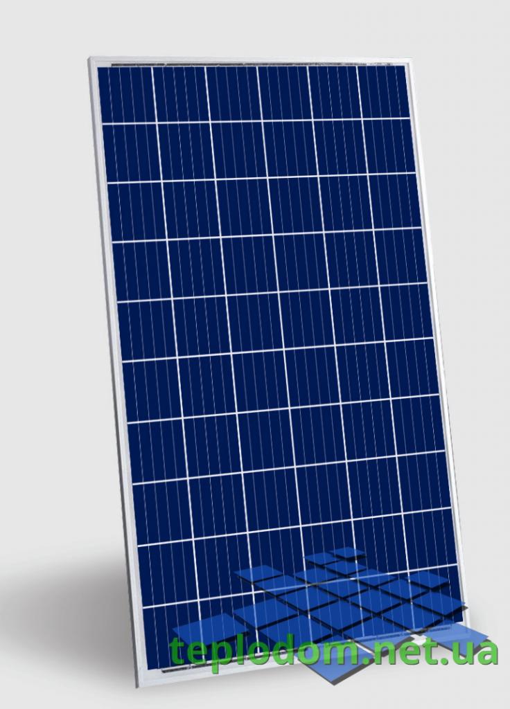 Дешевые бюджетные китайские поликристаллические солнечные панелиEinnova Solarline